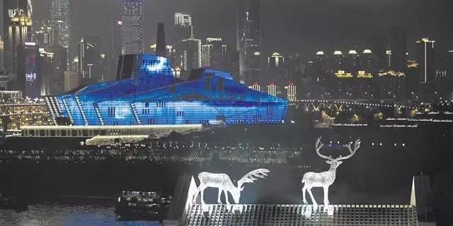 游这座拥有浓厚历史的8D城市重庆