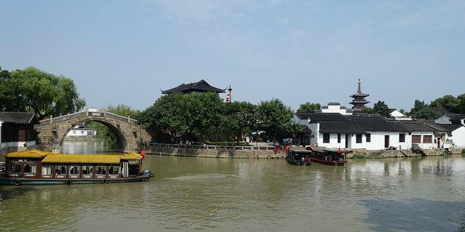 上有天堂下有苏杭 在这里欣赏不同的姑苏古城