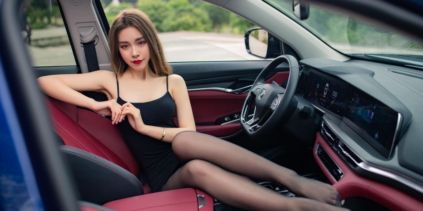 约会时尚红人 感受长安CS75 PLUS时尚舒适有内涵