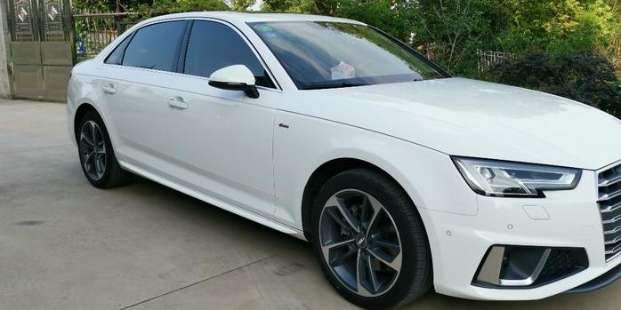 2019款奥迪A4L40TFSI时尚型用车感受分享