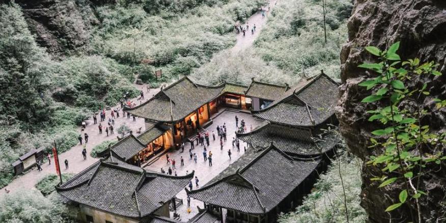 喜欢重庆这座城市日新月异的模样