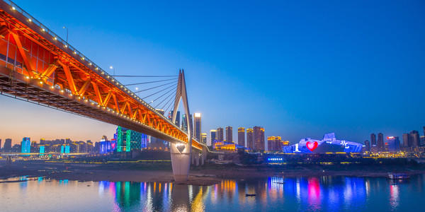 小城故事多 重游重庆 走过你来时的路