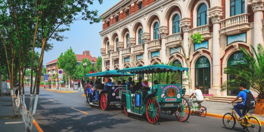 开启天津超舒适的一日城区自驾游