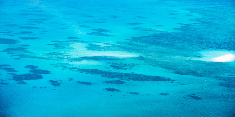 凯恩斯,如梦如幻的地方。 穿梭于天空,遨游于大海。