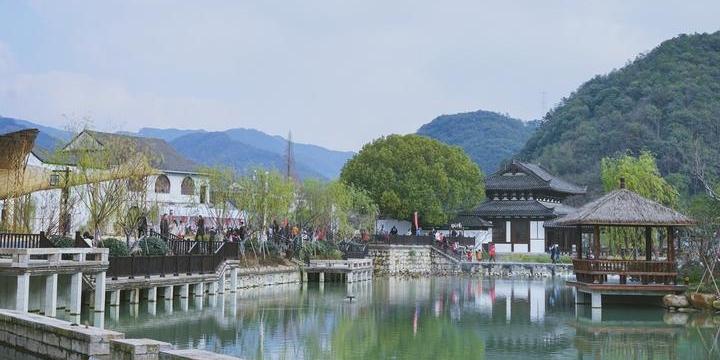 杭州萧山的千年古镇河上镇 探寻一下小时候的年味