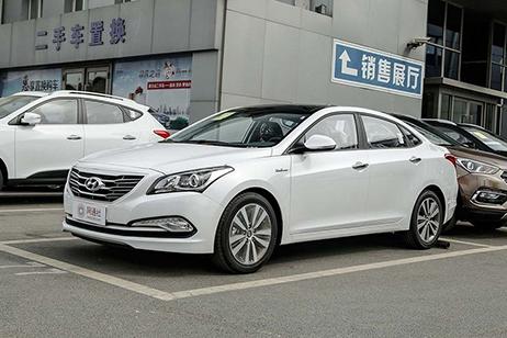 北京现代名图全系直降3万元 现车销售