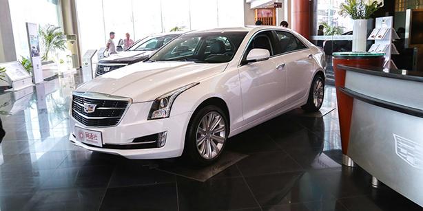 凯迪拉克ATS-L优惠达8.39万 现车销售