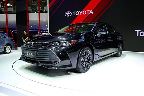 丰田亚洲龙最高优惠5000元 现车销售