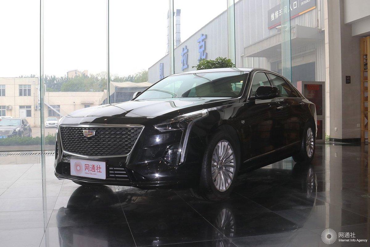 凯迪拉克CT6热销中 购车最高可优惠10万