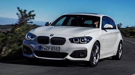 """驾趣如""""1"""" 新BMW1系上市"""