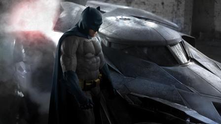 史上最悲催的蝙蝠车