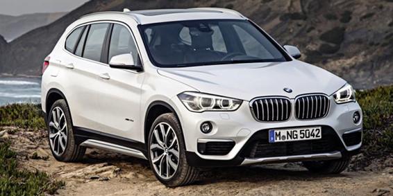 全新BMW X1上市 售28.6-43.9万元
