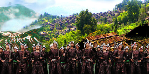 在路上第二季第四集 神秘的芭沙部落