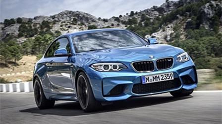 新车抢先看之BMW M2