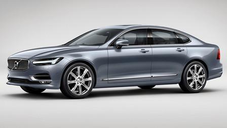 北京车展新车抢先看之Volvo S90