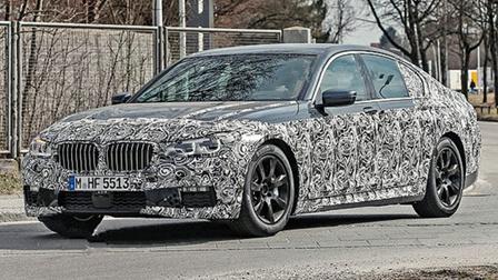 披露BMW新7系的盖世神功