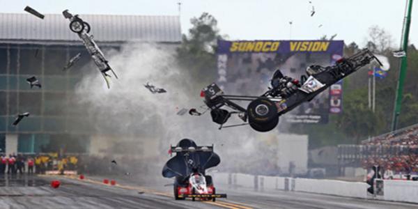 超级赛车极限史上最恐怖车祸