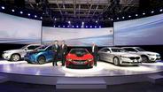BMW新能源之夜多新车上市