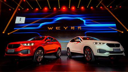 长城汽车发布豪华SUV品牌 WEY