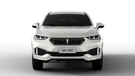 豪华SUV品牌WEY携两款新车亮相广州车展