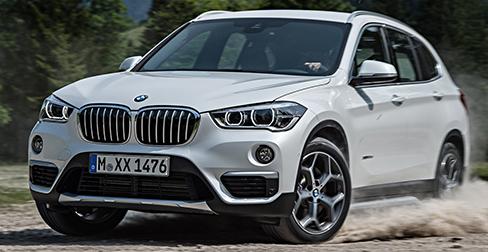 全新BMW X1全能挑战赛德奥之旅