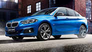 全新BMW 1系运动轿车正式上市