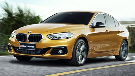 """""""1""""鸣惊人 试全新BMW1系运动轿车"""