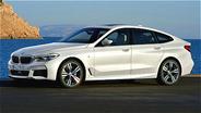 创新BMW 6系GT上市 售71.08万起