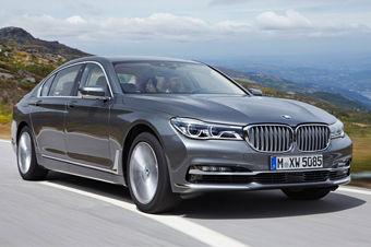 BMW 7系后排触控系统竟如此强大