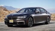 看老外如何评价BMW M760Li