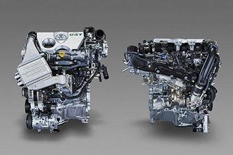 丰田1.2T发动机的内部居然是这样的
