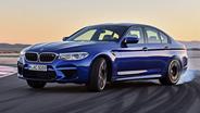 集宝马创新之大成-试全新BMW M5