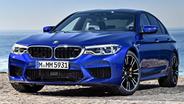 新车抢先看之提前解密全新BMW M5