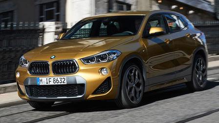 新车抢先看之BMW X2