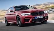 全新BMW M5上市 售价164.8万元