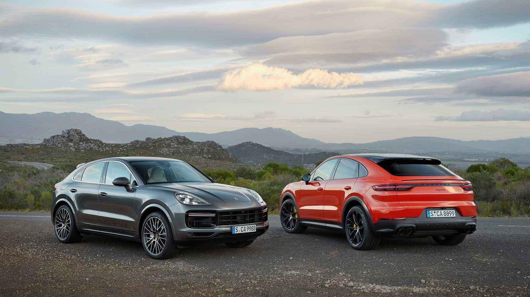 车展前瞻 | 2020保时捷Cayenne Coupe