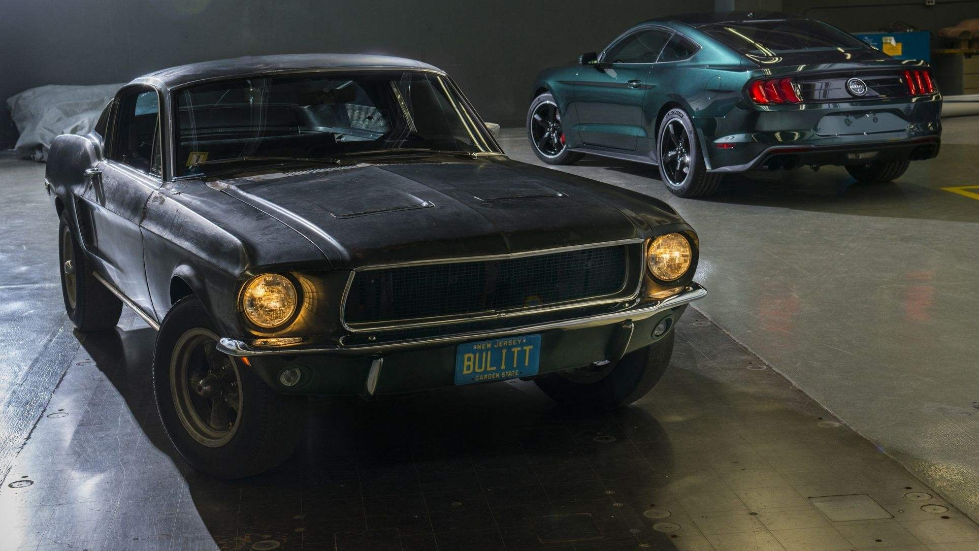 银幕中最经典的福特Mustang