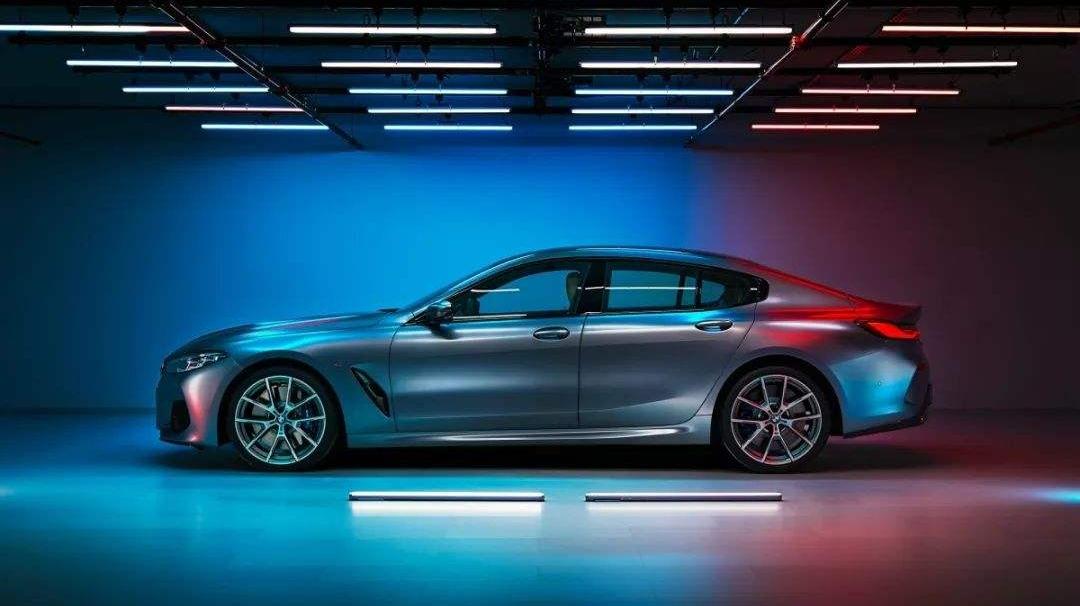 全新BMW 8系Gran Coupe