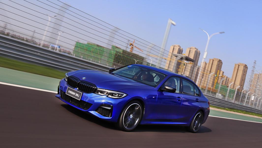 全新BMW 3系 撼然而至