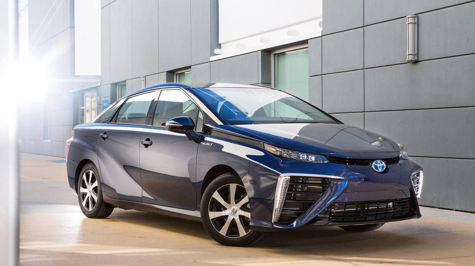 氢燃料电池车有多强?