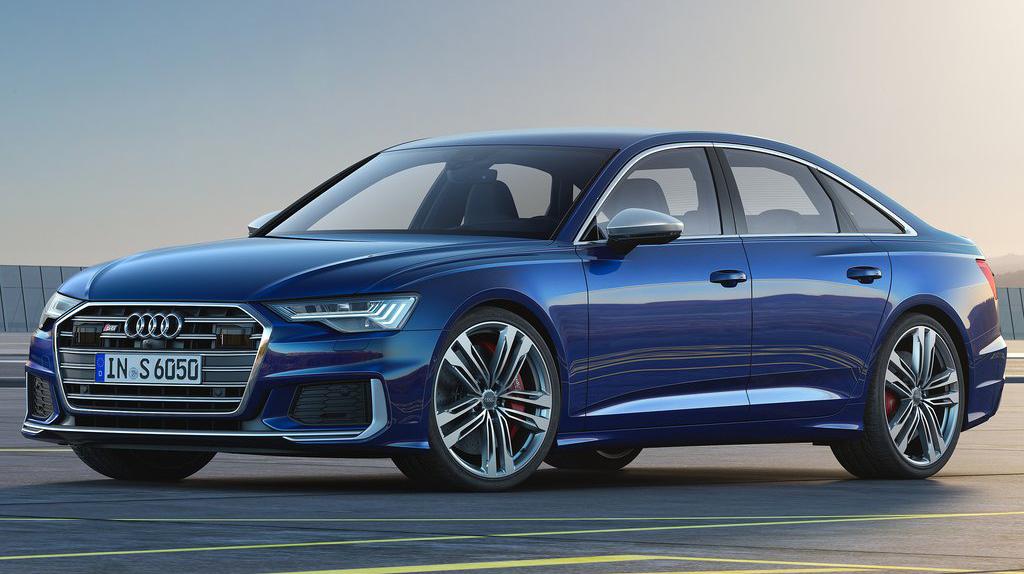 奥迪2020款S6  V6 3.0T强劲性能组合