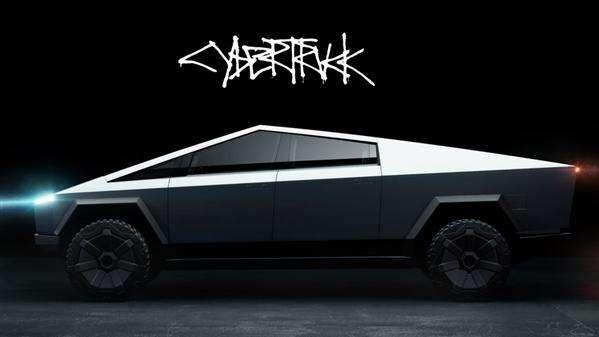 特斯拉Cybertruck 能上火星的皮卡!