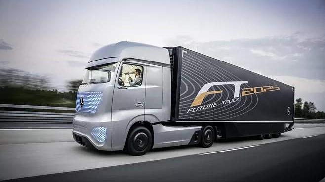 你必须看到的10辆未来卡车和公共汽车