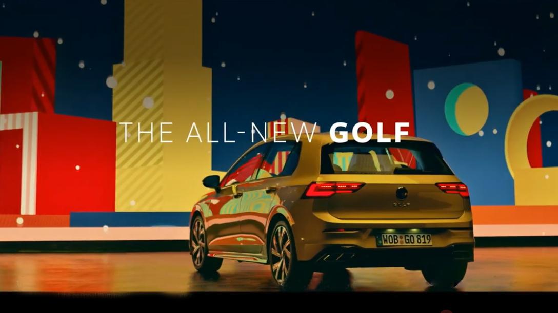 全新高尔夫-智能 互联 数字化