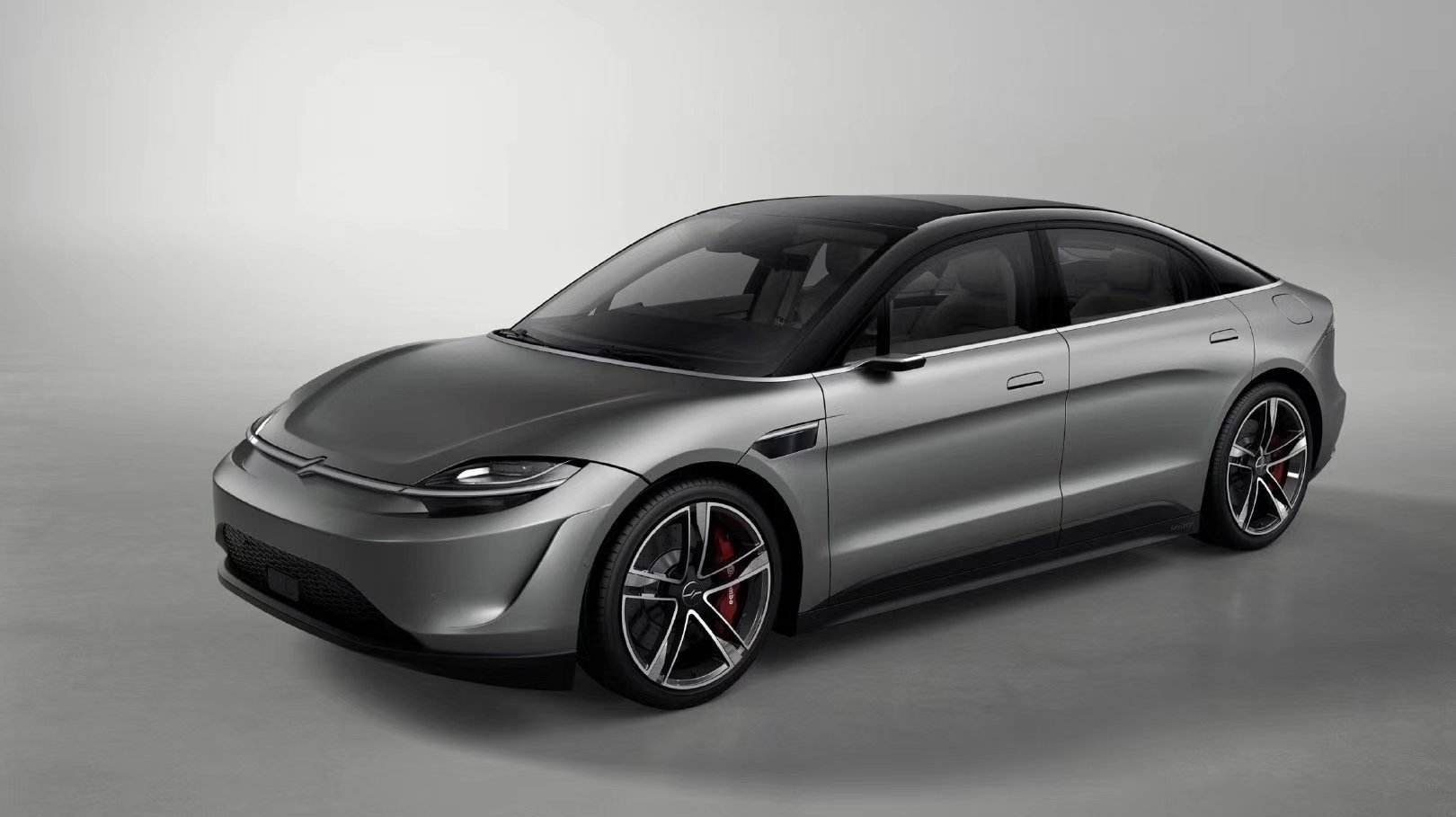 CES2020: 索尼推出Vision-S电动概念车