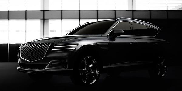2021年创世纪GV70 富丽堂皇SUV的统筹
