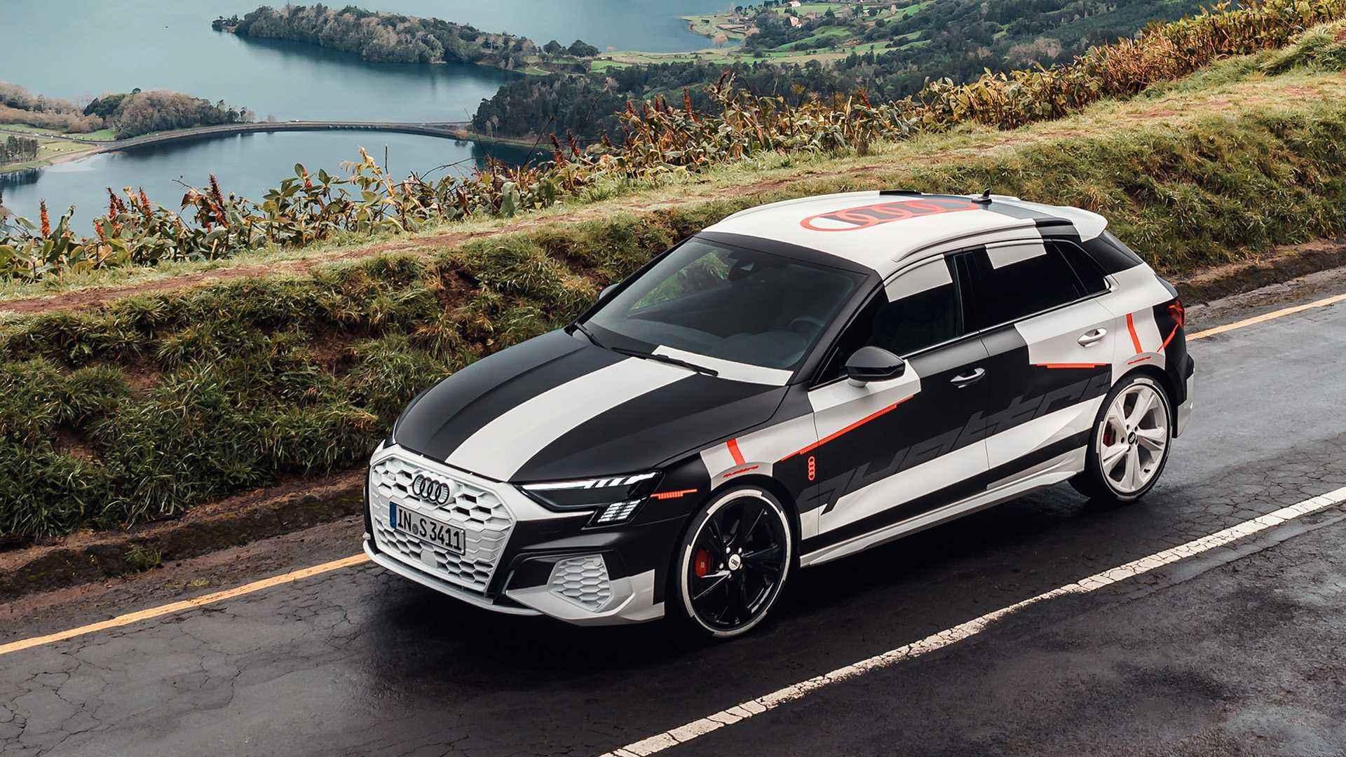 全新一代奥迪S3 Sportback |日内瓦车展