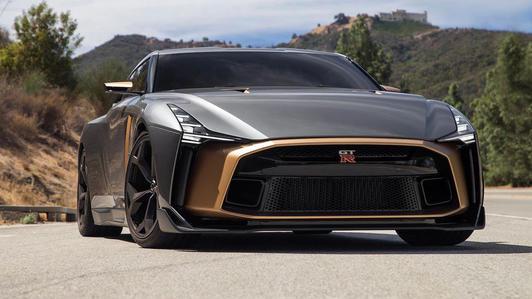日产GT-R50限量版 全球50台