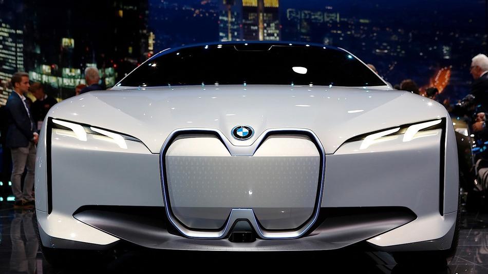 宝马全新Concept i4 | 日内瓦车展