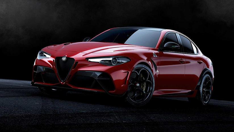 全球限量500台 阿尔法·罗密欧Giulia GTA / GTAm回归